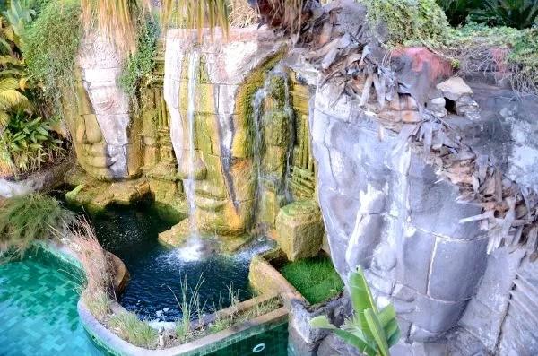 Piscinas del Hotel Barceló Asia Gardens