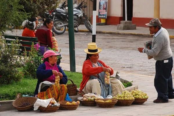 Plaza de Armas de Ollantaytambo