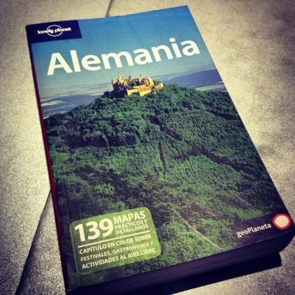 Preparando el viaje a Alemania