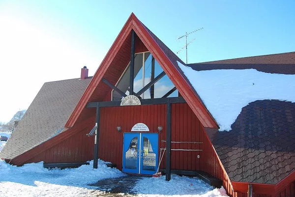 Restaurante de Nikkaluokta
