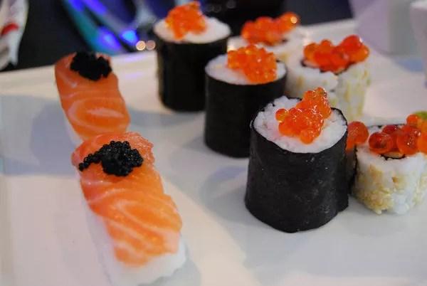 Sushi del Aqua Restaurant and Bar en Ålesund
