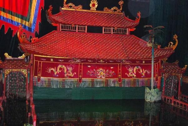 Teatro de Marionetas de Agua Thang Long