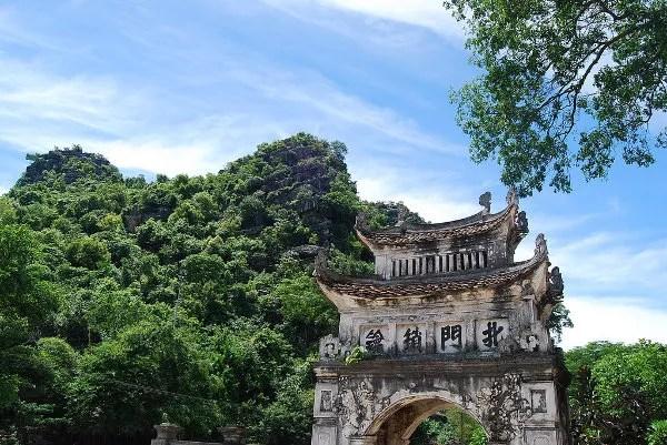 Templos de Hoa Lu