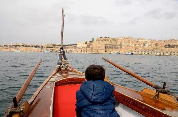 Teo en Malta