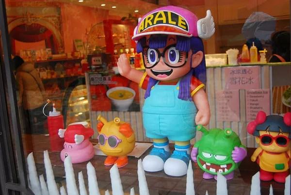 Tienda #TLQM en Lantau