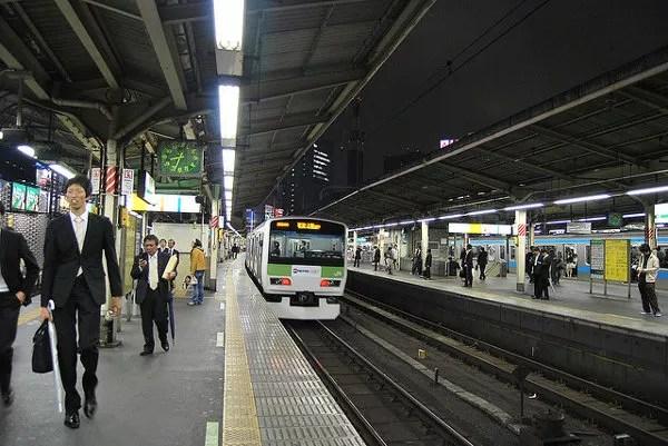 Tren de la Yamanote Line