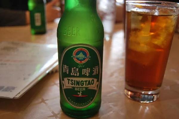 Tsingtao Beer, la cerveza de China
