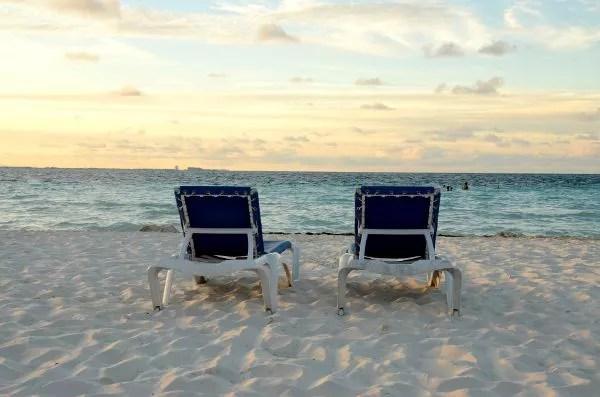 Vacaciones de relax en Cancún
