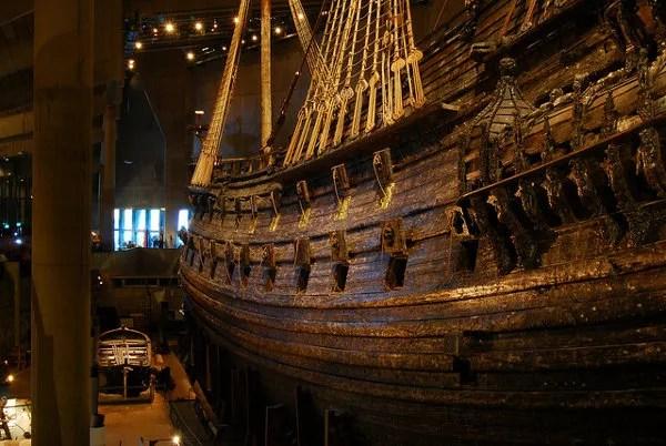 Vasa Museet de Estocolmo