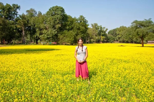 Viajes a India con Panipuri Viajes, Carmen Perez del Olmo