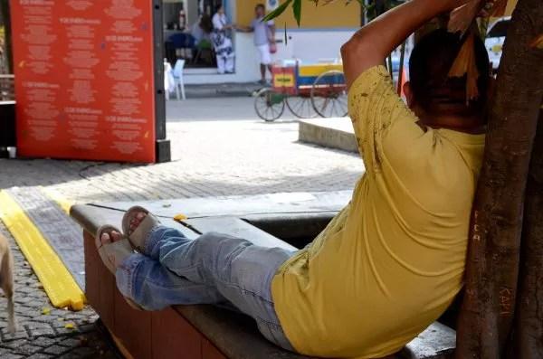 Viendo la vida pasar en Cartagena de Indias
