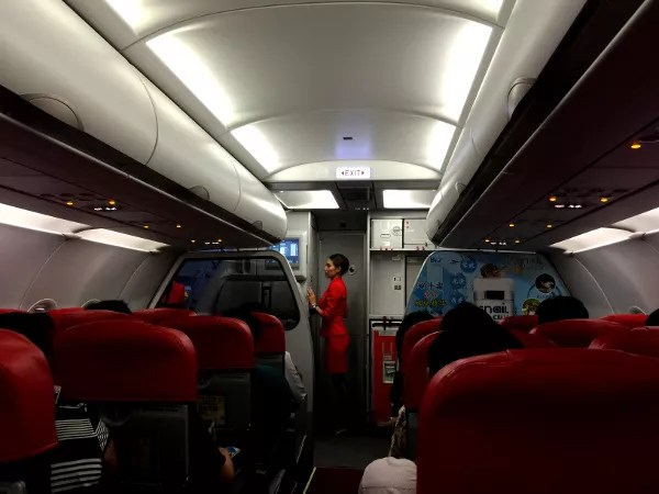 Vuelo de Air Asia