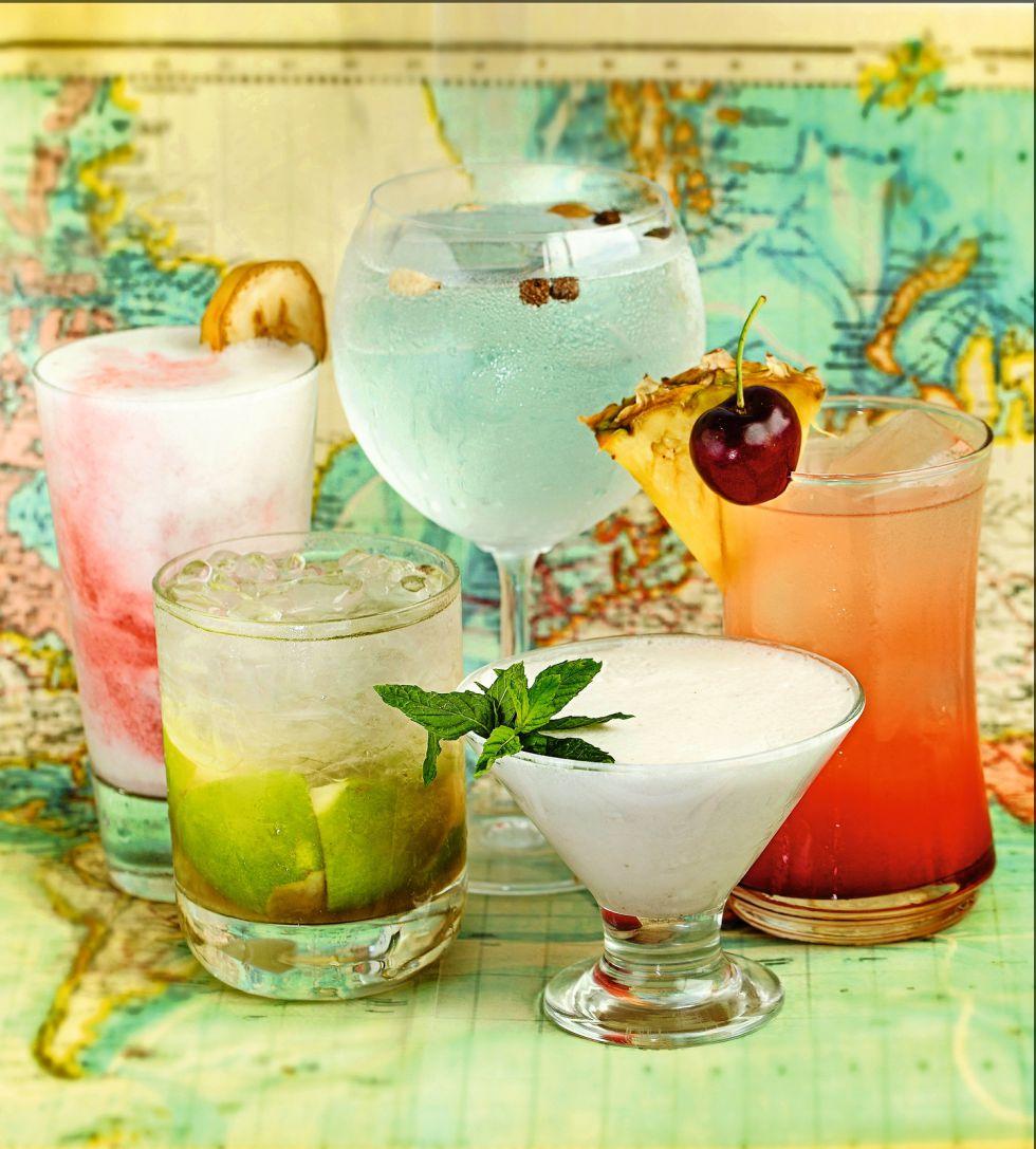 Habanera tiene una amplia carta de cocktails preparados por Carlos Moreno.