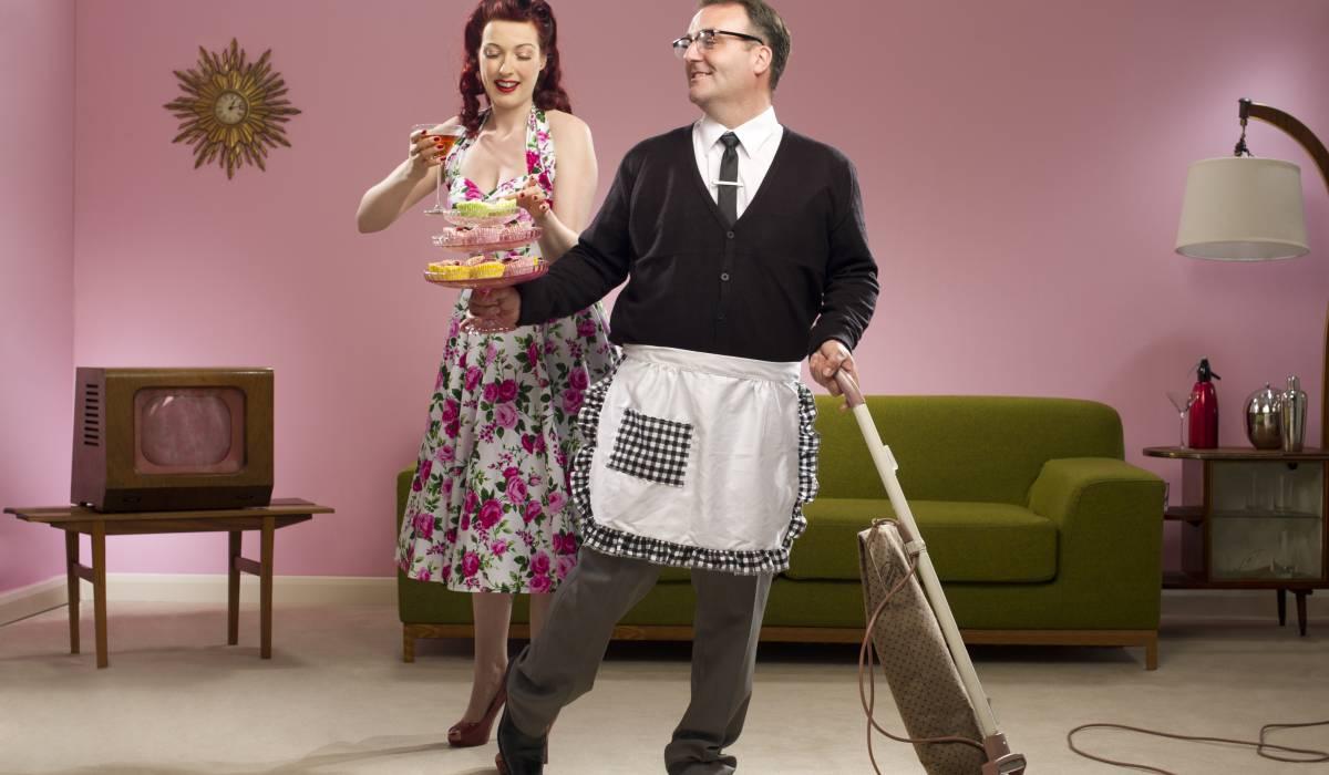 Lo que dice la ciencia de la implicación del hombre en las tareas del hogar