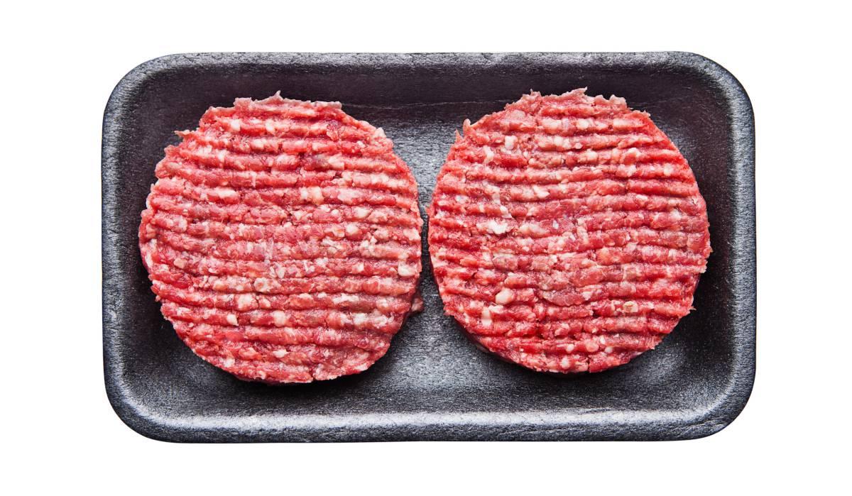 La hamburguesa envasada no es una hamburguesa