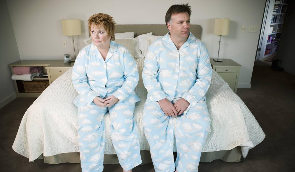 ¿50 años compartiendo cama con la misma persona? ¿En serio?