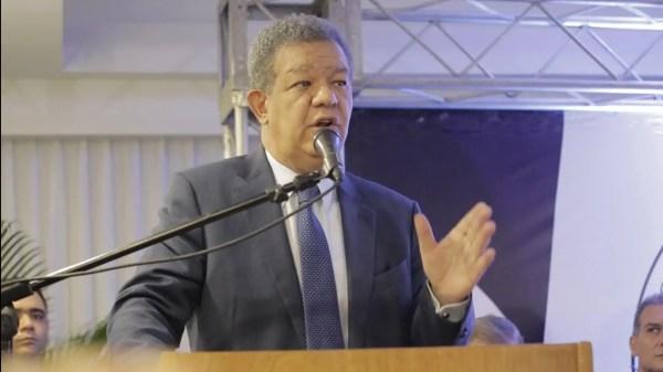 Leonel Fernández (expresidente de RD)