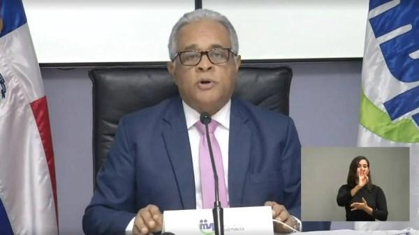 Boletín 26 de Salud Pública República Dominicana