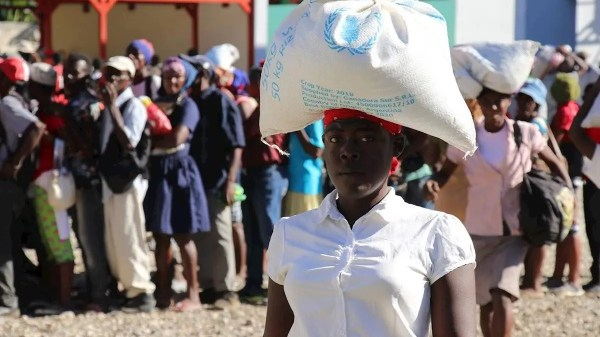Coronavirus Haití