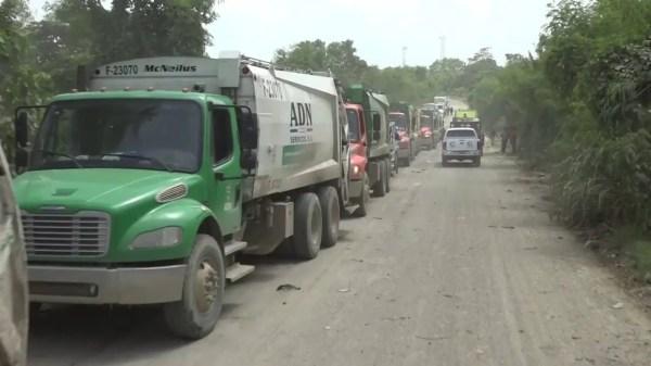 Camioneros de duquesa