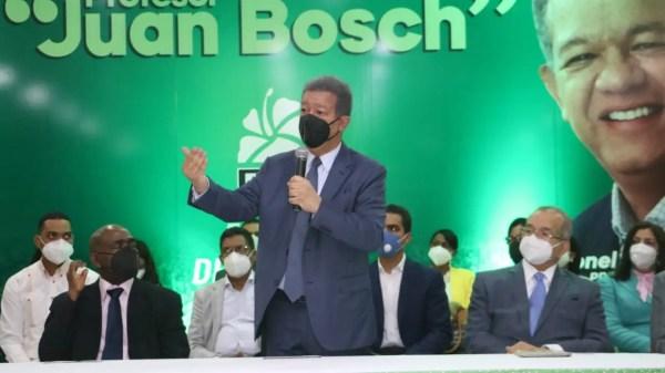 Congreso profesor Juan Bosch de la Fuerza del Pueblo