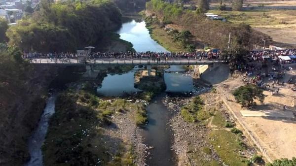 El tratado entre RD-Haití prohíbe se desvíen ríos