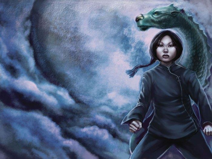 Dragonkeeper - ilustración libro 2 - El Palomitrón