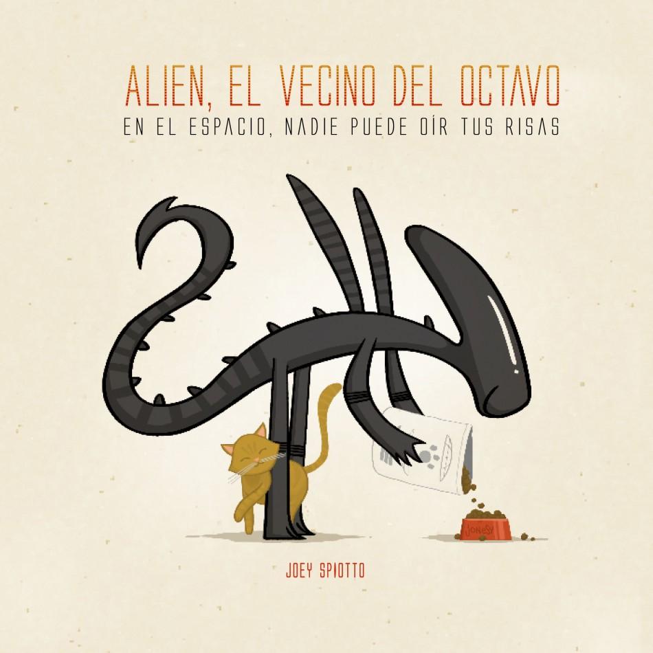 Alien, el vecino del octavo - El Palomitrón