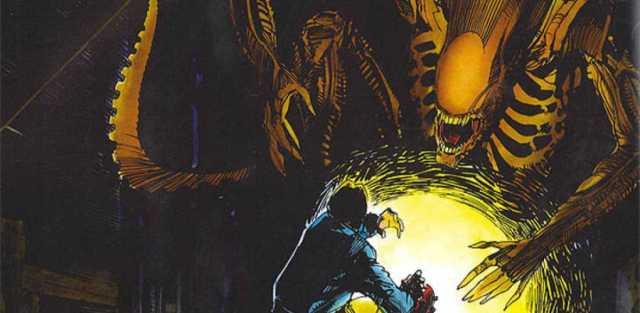 Alien: La historia ilustrada - El Palomitrón