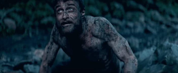 Daniel Radcliffe se adentra en la jungla