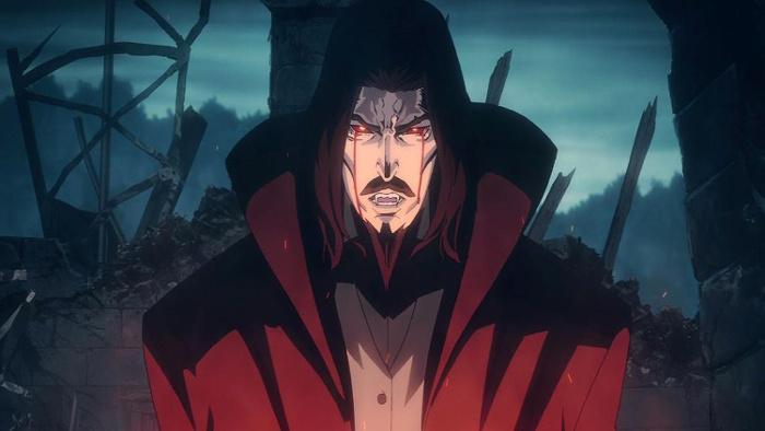 critica de la primera temporada de Castlevania Dracula - el palomitron