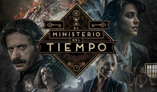 Ministerio del Tiempo El Palomitrón