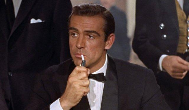 Connery Bond El Palomitrón