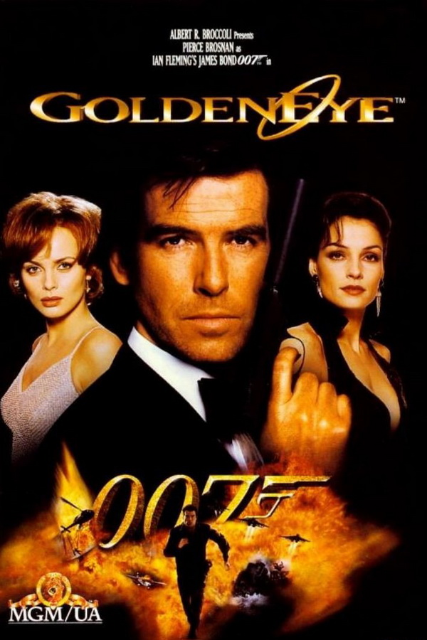 Goldeneye poster El Palomitrón
