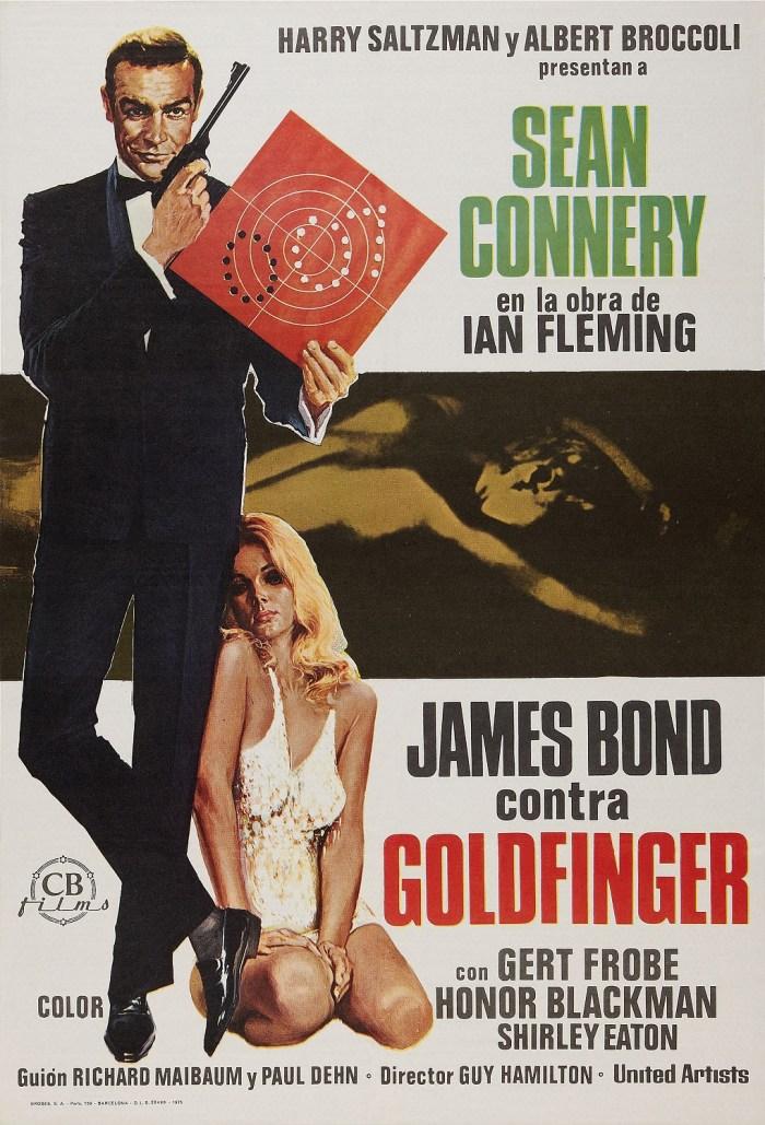 Especial James Bond Goldfinger