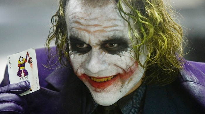 Heath Ledger El Joker El Palomitrón