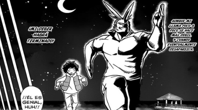 reseña boku no hero academia #1 all might - el palomitron
