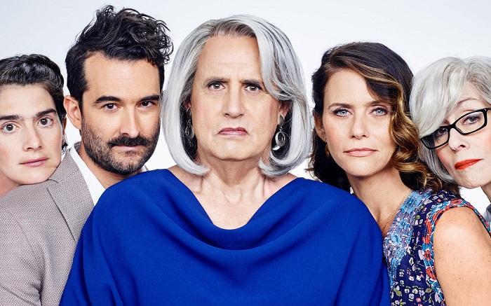 Transparent season 4 - El Palomitrón