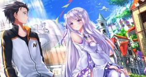 nueva ova de rezero destacada - el palomitron