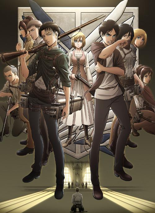 Fecha y tráiler de la tercera temporada de Shingeki no Kyojin poster 2 - el palomitron