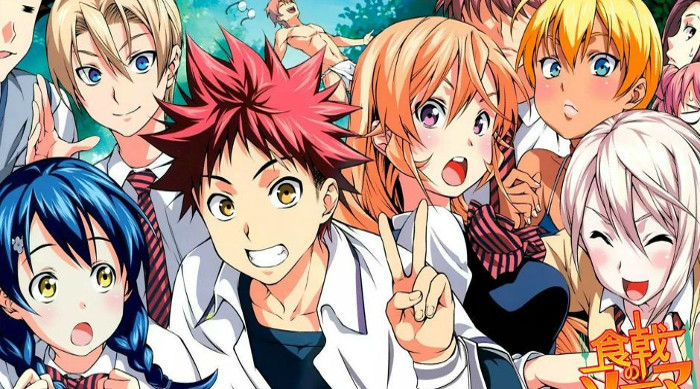 Food Wars! The Third Plate contará con 24 episodios principal - el palomitron