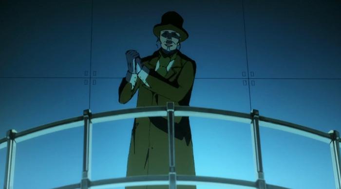 Juuni Taisen 01 arbitro - el palomitron