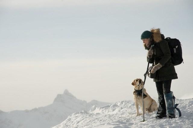 Kate Winslet en La montaña entre nosotros - El Palomitrón