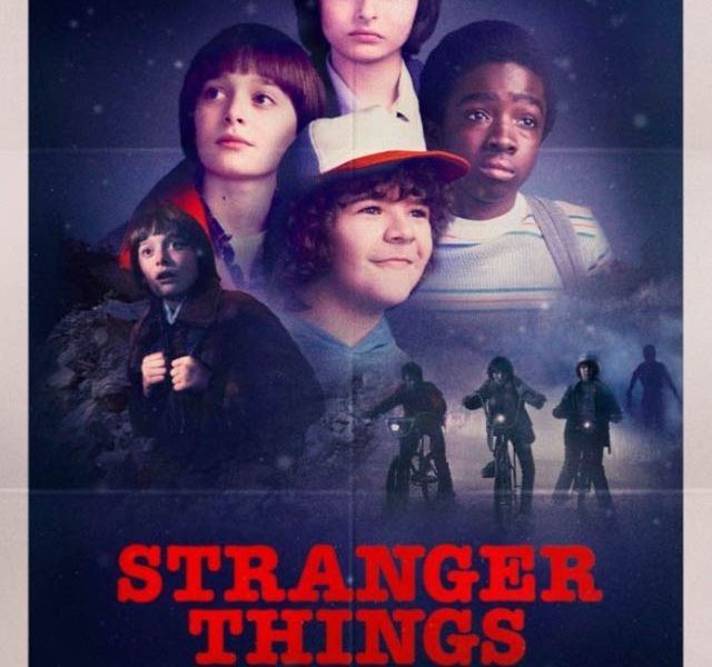 Stranger Things El Palomitrón