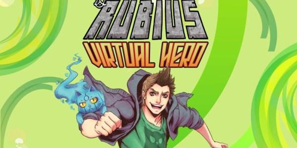 anime de El Rubius Virtual Hero principal - el palomitron