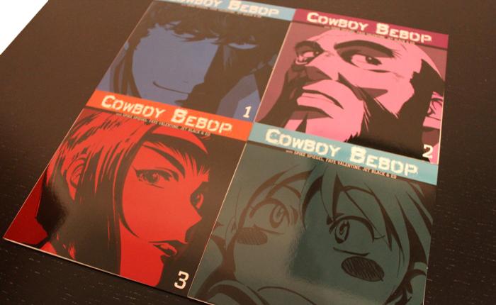 edición coleccionista de Cowboy Bebop 2 - el palomitron