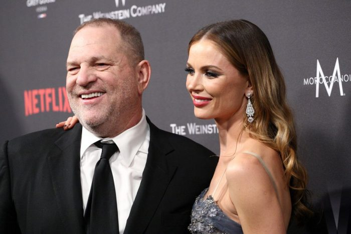 El escándalo sexual de Harvey Weinstein
