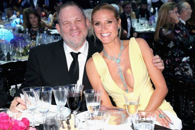 El escándalo sexual de Harvey Weinstein