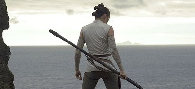 Tráiler The last Jedi El Palomitrón