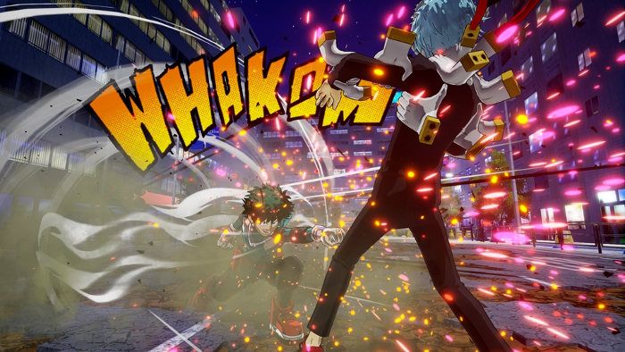 My Hero Academia One's Justice para PS4 y Switch 3 - el palomitron